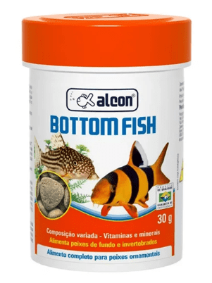 Alcon peixe bottom fish 30g