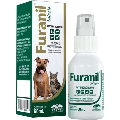 Antimicrobiano Furanil Spray 60 ml